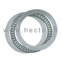 Inch Thrust Needle Roller Bearing Axial Bearing with Washer Nta3650