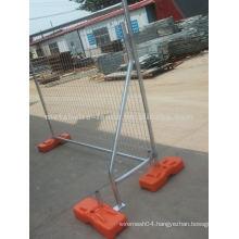 portable temporary fencing