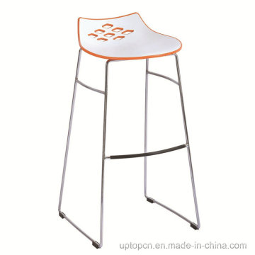 Simple Style Aluminum Transformers Base Dining Bar Stool (SP-UBC237)