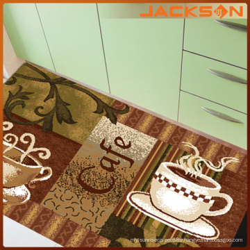 Machine Made Printed Kitchen Carpet Mat