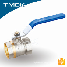 high quality forged brass ball valve
