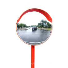 Shanghai Jessubond Other Roadway Products Panoramic Convex Mirror, High Safety Traffic Warning Products Mirror Stand/