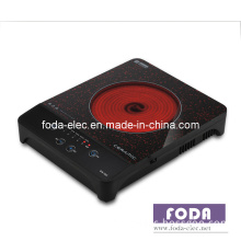 Cookware Table-Top Plastic Ceramic/Infrared Cooker Key-Type Single-Coil/Hilight/Hi-Light/Not Induction Stove/Cooker Hob Burner