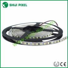 5v/12v 60LEDs/m 2835 led light 5mm mini strip dual white led strip