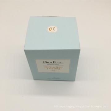 Electronics custom rectangular paper box carton