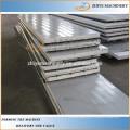 Alumínio composto sanduíche painel frio formando linha preço / aço automático telhado sanduíche folha rolo formando máquina fornecedor