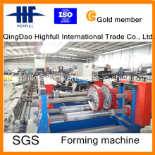 Automatische Stahl-Metall-Kabelrinne Cold Roll Forming Machine
