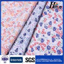100% algodão impressão tecido voile seersucker