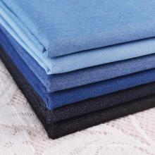 Bran New Denim Shirt Jeans Tecido Personalizado