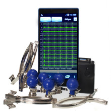 Machine portable Bluetooth Ecg 12 canaux Ecg
