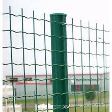 Exportieren von Standard-PVC-beschichteten Europa Zaun auf Lager