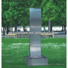 Shengfa-park stainless steel art Sculpture/metal fountain
