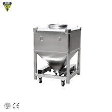 stainless steel chemical ibc tote tank containers for sale