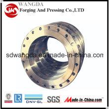 Hersteller Supply Custom Schmieden Kohlenstoff Stahl Flansch