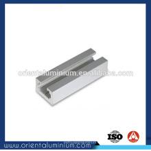 Plusieurs types de profil en aluminium c