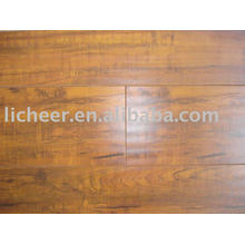 laminate flooring handscraped 12.3mm