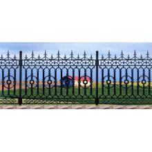 China lackiertem Gusseisen Zaun