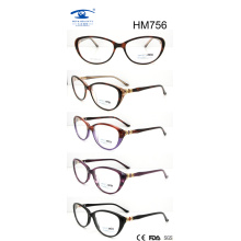 Hot Optical Actate Frame for Wholesale (HM756)