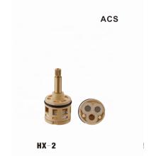 China manufacture custom cheap ACS 33mm shifting gear HX-2 faucet valve core