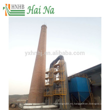 Depurador de alta eficiencia tipo torre de extracción de gases de combustión