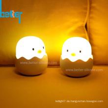 Wiederaufladbare LED Nachtlicht Baby Chicken Nachttischlampe