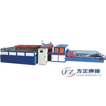 Wapeningomheining Mesh Machine