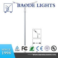 Venda quente Dual Arm LED Street Light com preço barato