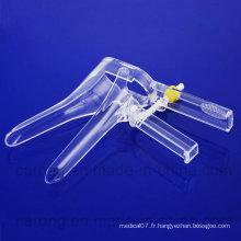 Spéculum Vaginal Plastique jetable avec bonne qualité