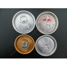 206# 57mm Energy Drinks Easy Open Lid