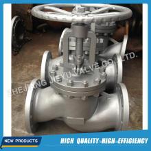 DIN3230 GS-C25 Wcb A216 Подъемный шаровой кран с сечением Ce