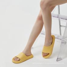 Pantoufles confortables d'été antidérapantes pour femmes EVA