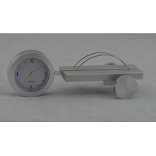 Aluminium Desk Gift Clock (DZ38)