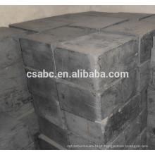 bloco de grafite de escova de carbono