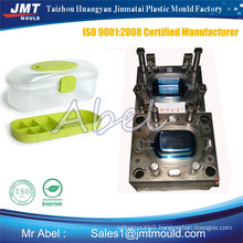 multi cavity injection thin wall mold