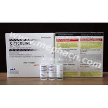 Citicoline Injection 1g / 4ml & Actd / Ctd Dossier de Citicoline Injection