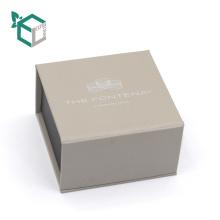 Cajas de papel de Kraft de nueva llegada Caja de caramelo de papel de panadería artesanal con inserción de tarjeta