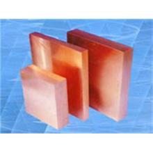 Plaques de cuivre en zirconium au cuivre (C18150)