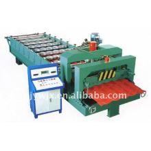 828 automatische verglaste Fliesenwalze Formmaschine