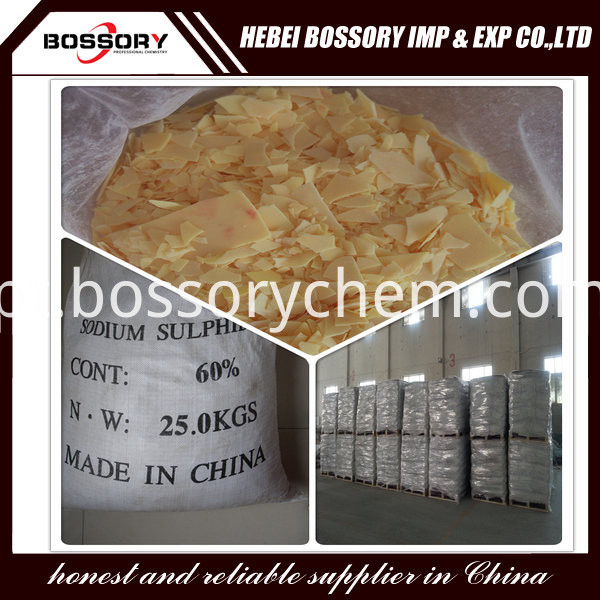 Sodium Sulfide Dyeing Chemical