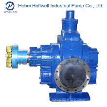 Pompe à engrenages d'huile à combustible approuvée par la CE KCB7600