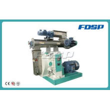 Livestock Feed Electric Pellet Mill Machine with Gear Direc