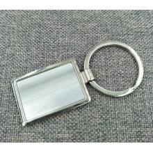 Gros porte-clés blanc personnalisé porte-clés promotionnel