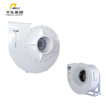 Центробежный вентилятор низкого давления