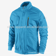 2014 custom weather-resistant mens running Jacket
