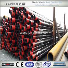 seamless steel casing api 5ct steel grade j55 k55 n80 p110