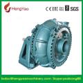 Pompe à graviers à grande passivité centrifuge à haut rendement