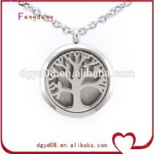 stainless steel locket jewelry set floating charms lockets pendants
