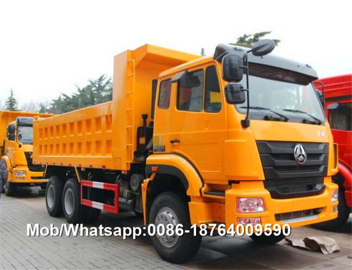 Large Loading Capacity Tipper Truck