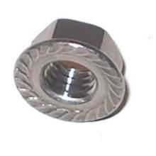 Carbon Steel & Stainless Steel Torque Flange Nuts