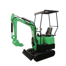 Günstige Mini Digger Maschine Graben in Kambodscha Hydraulik Steuerventil 2 Tonnen Bagger Zum Verkauf